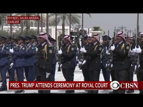 Saudi Royal Orchestra DESTROYS American anthem