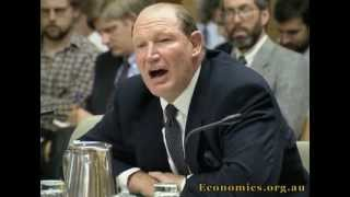 Kerry Packer - Full Version - House of Reps Select Committee on Print Media (4/11/91)