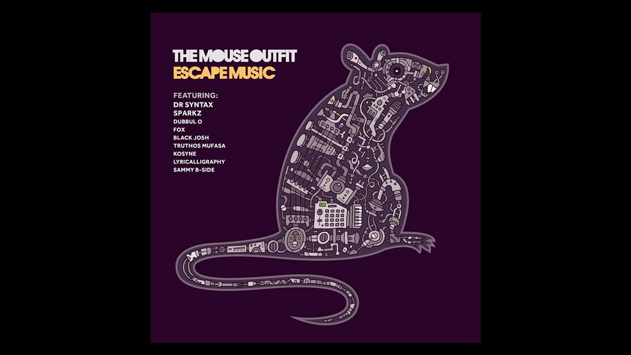 The Mouse Outfit - Escape Music (Full Album) 2013