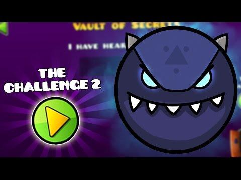 ¡NUEVO THE CHALLENGE 2! GEOMETRY DASH 2.1 (Fan Made)