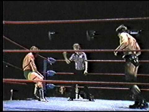 Gold Star Wrestling 1980s