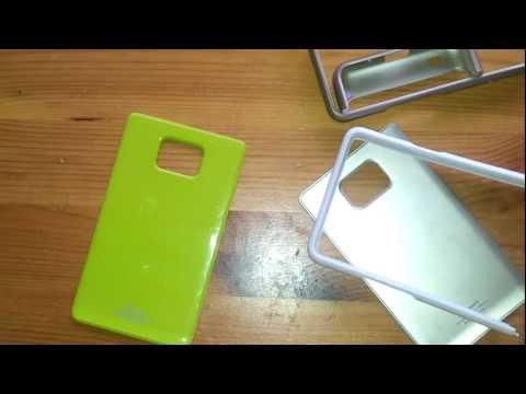 My Top 5 Samsung Galaxy S2 Cases