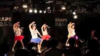 20140715 ミルクス ミルクスショー Vol.5 at KRAPS HALL 〜渚にまつわる...