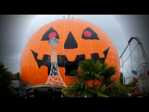 EUROPA-PARK Halloween 2012 The Movie FullHD