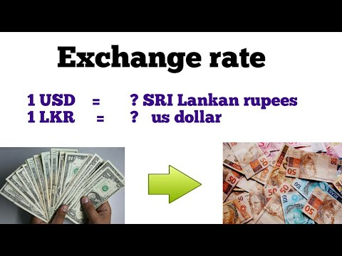 Usd To Sri Lankan Rupee|1 Dollar In Sri Lankan Rupees|dollar To Sri Lankan Rupees Exchange Rate
