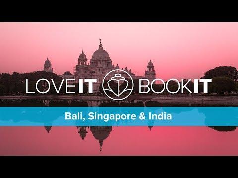 Cruise TV - Bali, Singapore & India