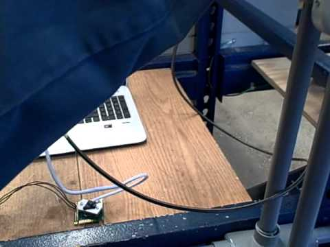 Model K-30 carbon dioxide sensor demonstration
