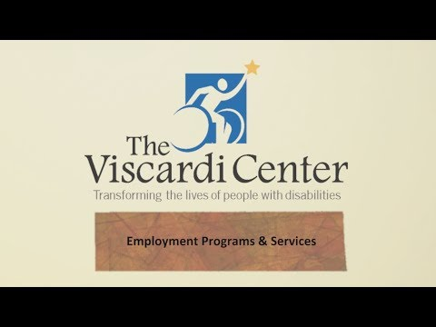 Viscardi's Employment-related Programs & Services