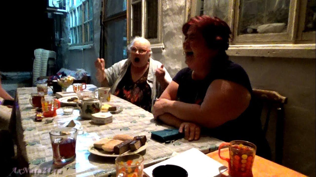 Лечение испугом. Байки от Тёти Лили и мои откровенные иллюстрации. Отдых в Пиршагах - 2019. Баку