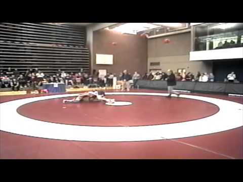 2007 Senior National Championships: 67 kg Unknown vs. Stefanie Howorun