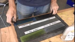 How To Flatten The Back Of A Chisel Or Plane Iron.