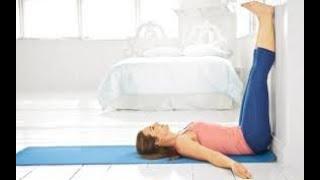 Что будет если каждый день перед сном лежать ногами вверх 7 приятных последствий