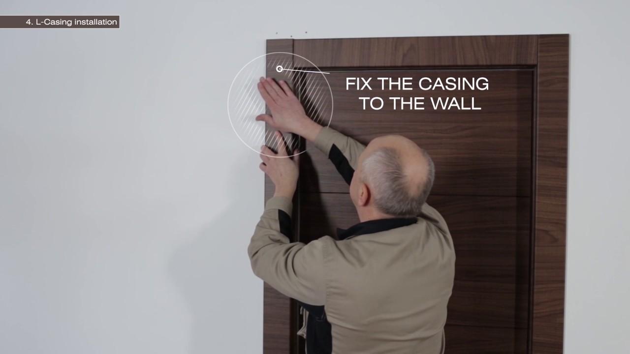 How To Install A Single Pocket Door?