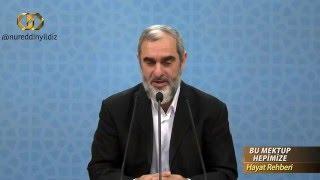 Meşhur Taşlama İle Öldürülen Sahabe Olayı.. & Nureddin Yıldız