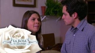 Luis le roba a Sabrina   Un nuevos destino   La Rosa de Guadalupe