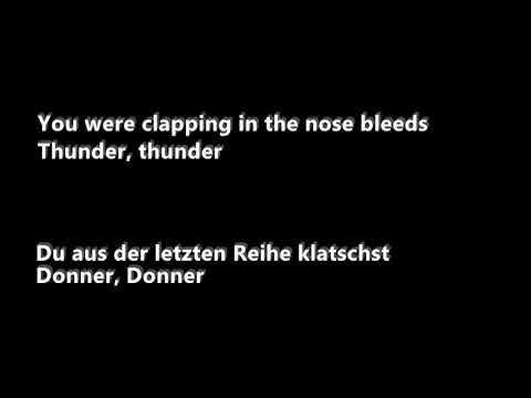 Imagine Lyrics Deutsch
