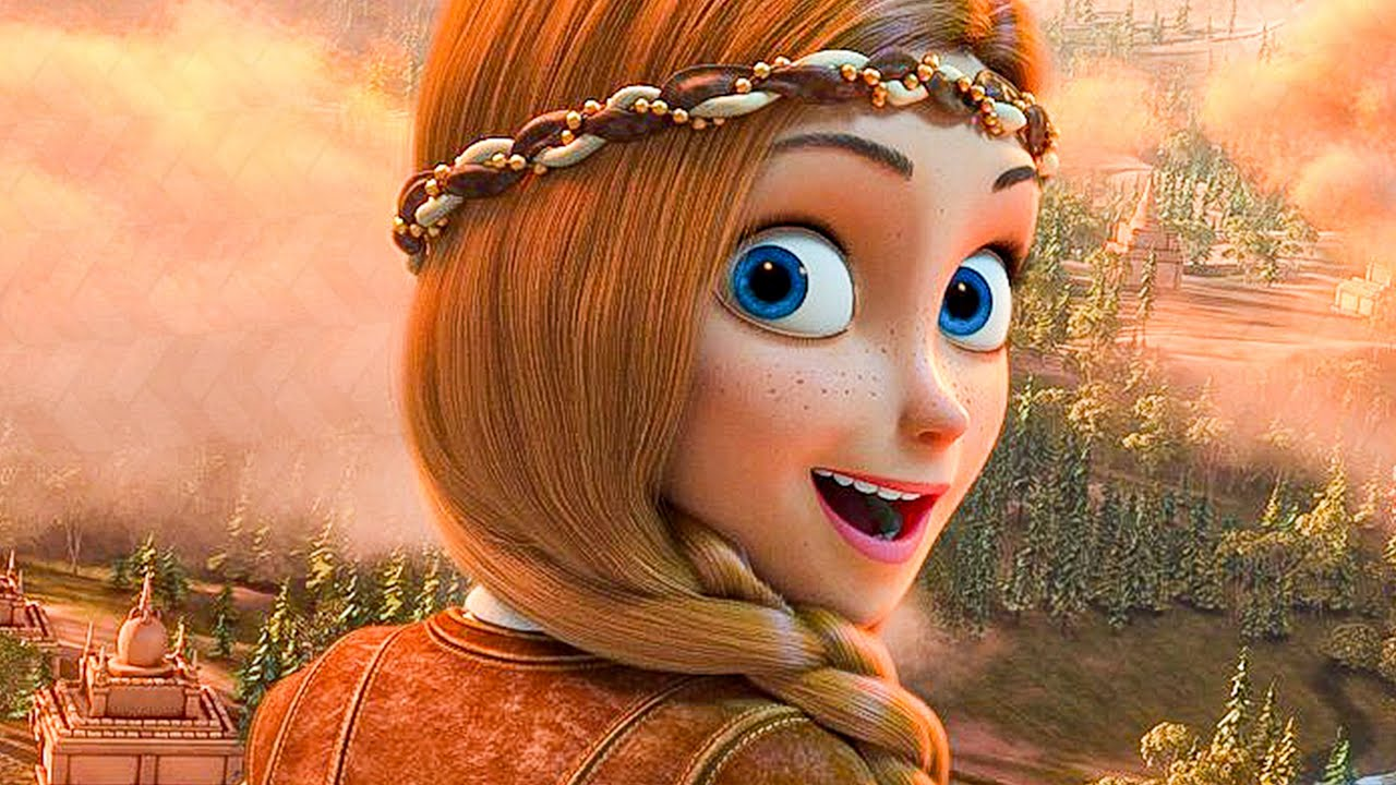 Download THE SNOW QUEEN 4: MIRROR LANDS Trailer (2020)