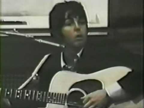 Blackbird From 1968 Apple Promotional Film