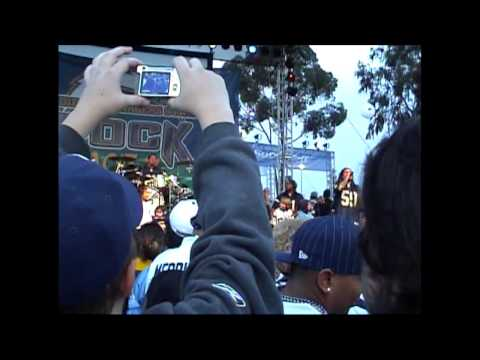 P.O.D. Live In San Diego, CA 1/10/07 Chargers Rally - Full Concert mp3