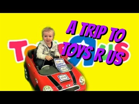 Fun Trip to Toys R Us - Magformers, Hockey Game, Lego, Star Wars, Cars and  more!