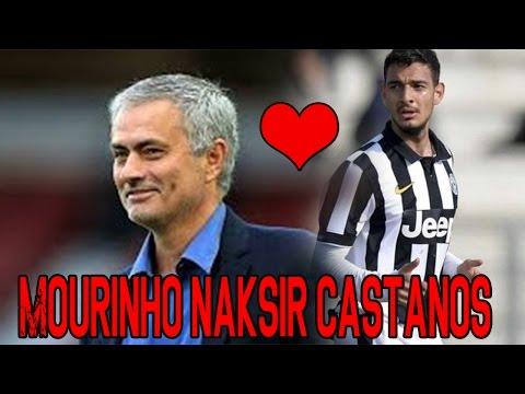 Rencana Jahat Mourinho membajak wonderkid Juventus Grigoris Kastanos