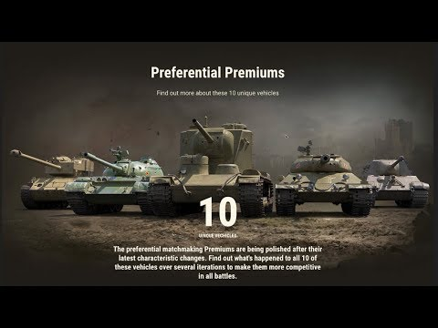 Wot matchmaking changes