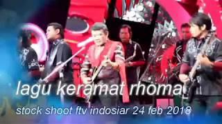 lagu keramat off air 24 feb 2018 rhoma irama