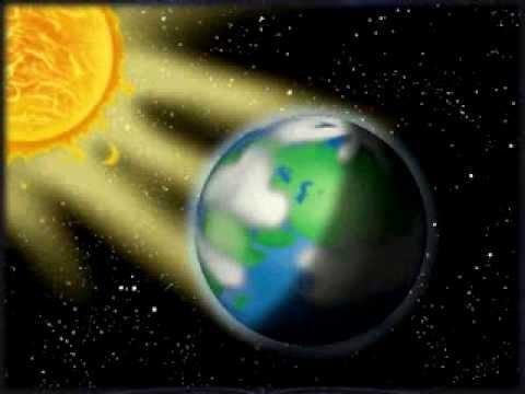 планета земля для детей картинка