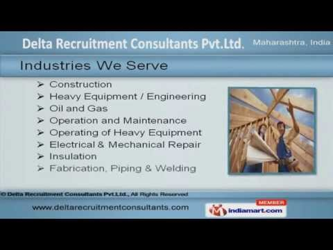 International Recruitment and Job Opportunities by Delta Recruitment Consultants Pvt.Ltd, Mumbai
