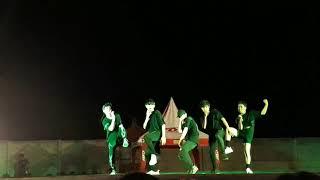 Stray Kids - Awkward Silence + BTS ft Nicki Minaj - IDOL Dance Cover By NG
