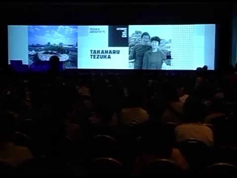 ASA FORUM 2013 - Takaharu Tezuka -  Tezuka Architects,Japan