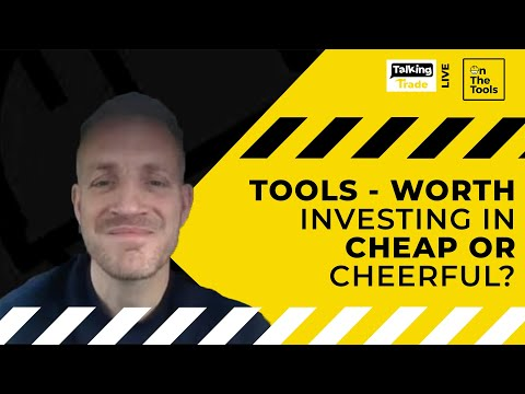 Tools - Worth Investing OR Cheap & Cheerful? 🛠