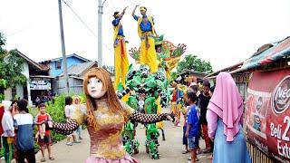 Gambar cover Haning DJ Dayak - Odong Odong Karawang Singa Dangdut MKG 1 Januari 2020