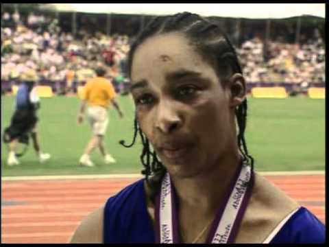 Loretta Claiborne Interview
