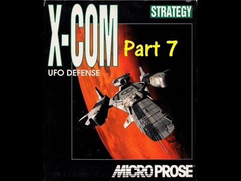 XCOM: UFO Defense Interactive Part 7