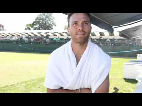 Ross Hutchins Olympics Q&A