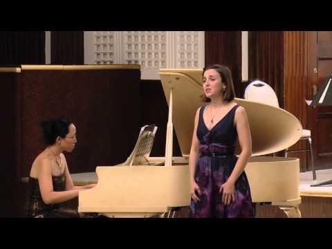R. Strauss: Ich schwebe (Op. 48, No. 2)