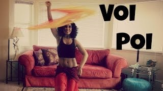 About VOI and POI belly dancing