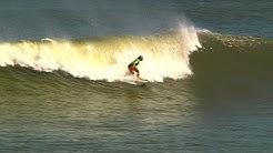 Hurricane Joaquin Pumps Up Jacksonville Beach Surf!