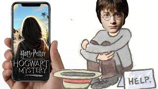 Harry Potter will dein Geld in Hogwarts Mystery