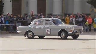 ГАЗ 24 «Волга», советский автомобиль на авторалли