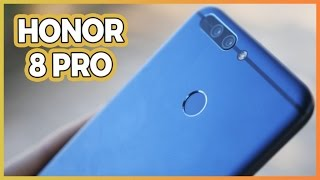 Honor 8 Pro: BATTERIA da 3 GIORNI! - RECENSIONE