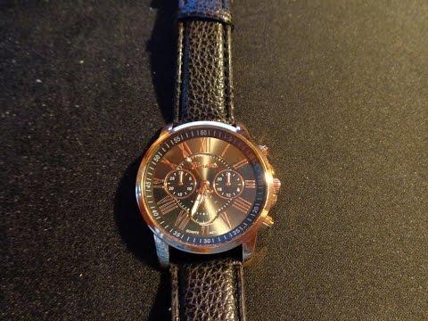 Посылка из китая Классные часы
