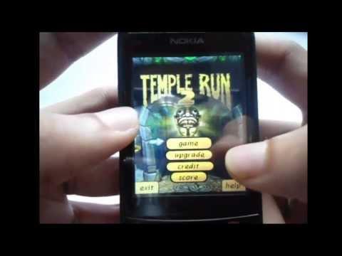 Temple Run 2 in Nokia C2-02