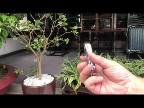 Motorola Aura Silver - máy zin nguyên bản - https://iboxvietnam.vn