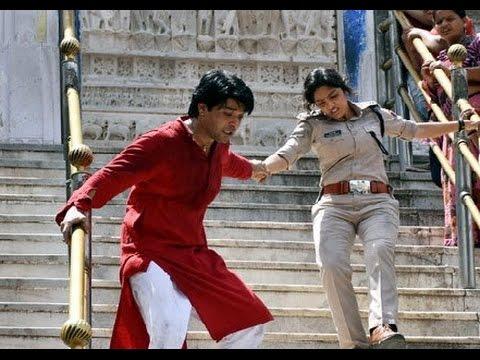 Sooraj Protected Sandhya From terrorist  In Serial