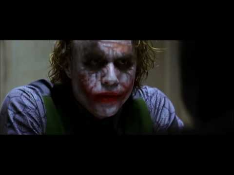 The Dark Knight  Breaking Benjamin  Give Me A Sign