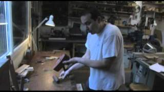 Setting Up A Wooden Hand Plane With Phil Edwards