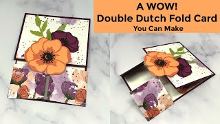 🔴A Double Dutch Fold That Will WOW You!