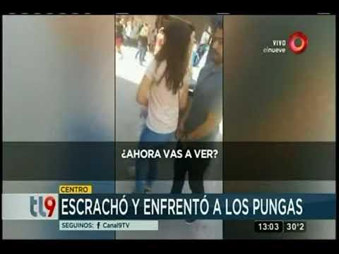 """Los """"pungas"""" se toman el centro de Buenos Aires"""
